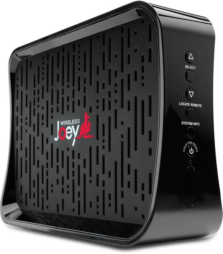 The Wireless Joey - TV in Every Room - No Wires - Jefferson City, Missouri - Spyder Technologies - DISH Authorized Retailer