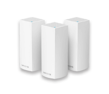 DISH Smart Home Services - Linksys Velop Mesh Router - Jefferson City, Missouri - Spyder Technologies - DISH Authorized Retailer