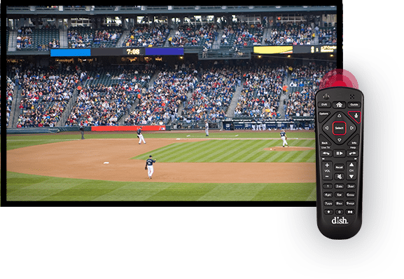 Watch Sports with the DISH Voice Remote - Jefferson City, Missouri - Spyder Technologies - DISH Authorized Retailer